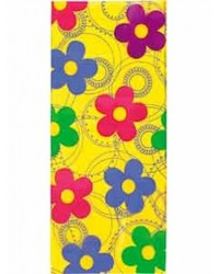 image: Treat bags Dancing Daisy Flowers PK 20