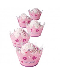 image: Princess cupcake wrappers Pack of 12