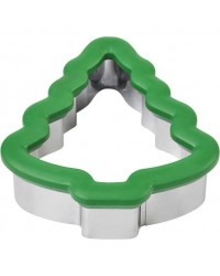 image: Christmas Tree comfort grip large cookie cutter