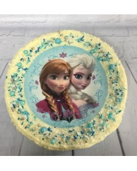 image: Custom decorated round cake in store pick up only option 1