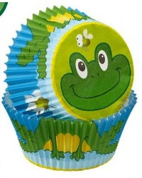 image: Frog cupcake papers Wilton (24)