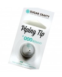 image: Standard 000 icing tip nozzle super fine dots & lines