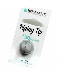 image: Standard 00 icing tip nozzle super fine dots & lines