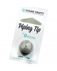 image: Standard 0 icing tip nozzle super fine dots & lines