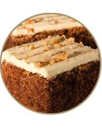 Carrot cake slab in store pick up only