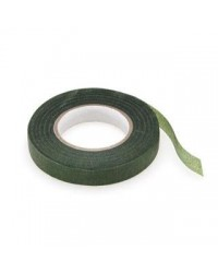 Dark Green Floral Tape 13mm