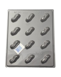 Peanuts deep fill chocolate mould
