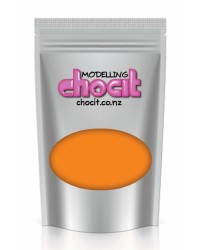 Chocit chocolate modelling paste Orange