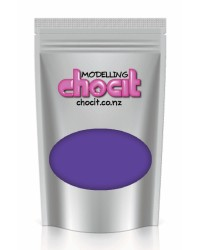 Chocit chocolate modelling paste Purple
