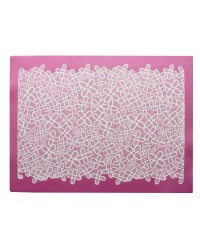 Cake lace Claire Bowman mat Victoriana
