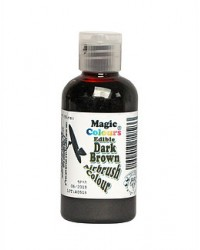 55ml Magic Colours Pro Dark Brown airbrush colour