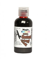 55ml Magic Colours Pro Chestnut Brown airbrush colour