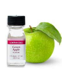 Lorann Oils flavouring 1 dram Green Apple
