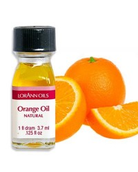 Lorann Oils flavouring 1 dram Orange