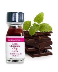 Lorann Oils flavouring 1 dram Mint chocolate chip