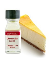 Lorann Oils flavouring 1 dram Cheesecake (cream cheese)