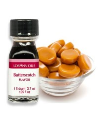 Lorann Oils flavouring 1 dram Butterscotch