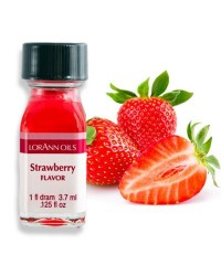 Lorann Oils flavouring 1 dram Strawberry