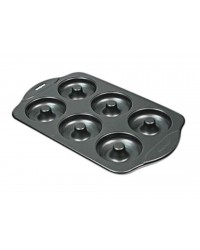 6 cavity non stick donut pan