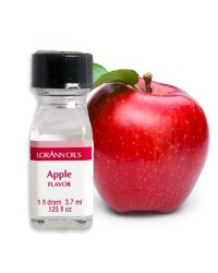 Lorann Oils flavouring 1 dram Apple