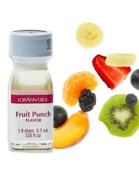 Lorann Oils flavouring 1 dram Fruit Punch