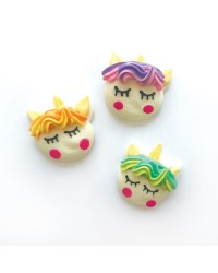 Sugar Icing decorations Unicorn Faces (12)