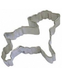 Lamb or sheep cookie cutter