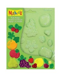 Makins push mould Fruits