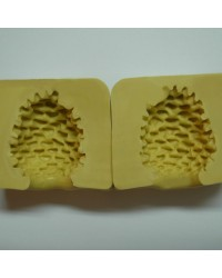 Pine Cone silicone mould for isomalt by Simi Cakes