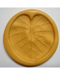 Lily Pad Large silicone mould for isomalt by Simi Cakes