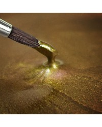 Metallic food paint Light Gold