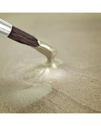 Metallic food paint Pearlescent Ivory