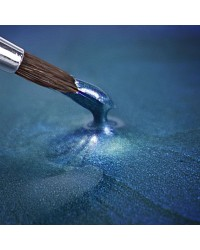 Metallic food paint Royal Blue