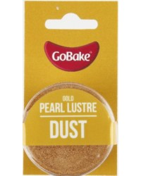 GoBake Pearl Lustre Dust Gold Dusting Powder