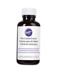 Lemon Extract 2oz 59ml Wilton