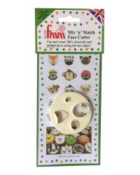 Fmm Mix n Match animal face cutter