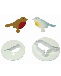 PME Robin Bird cutters set 2