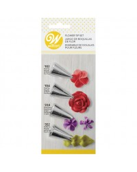 Buttercream Flower Icing Tip piping Nozzle Set