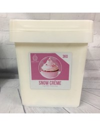 3kg Sno Creme Vegetable shortening