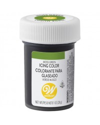 Wilton icing colour Moss Green 1oz 28.3g