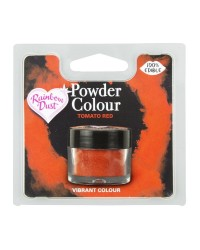 Red Tomato Powder colour