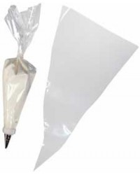 image: 10 count Disposable Decorating Bags 18""