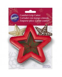 Star Comfort grip cookie cutter