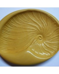 Huge Nautilus Seashell silicone mould for isomalt by Simi Cakes