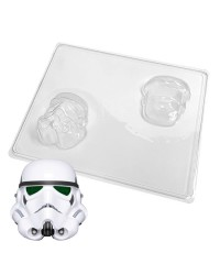 Star Wars Storm Trooper Chocolate Mould
