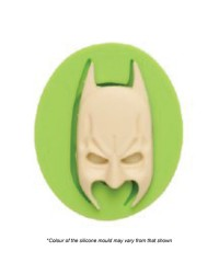 Batman face silicone mould