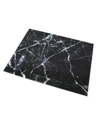 Rectangle Black Marble cake board 45x35 cm aprx 18x14 inch