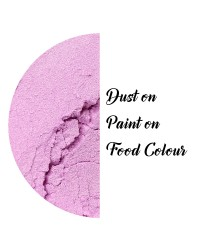 Rolkem Blush Violet Lustre Dusting powder