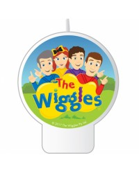 The wiggles candle style no 1