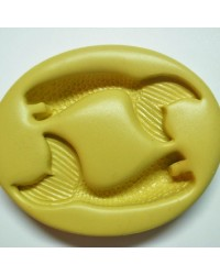Mermaid Tails silicone mould for isomalt by Simi Cakes